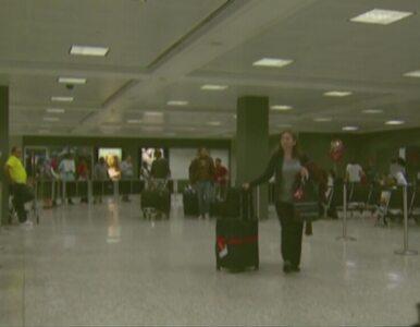 Lotniska w USA zaostrzają kontrole w związku z zagrożeniem ebolą