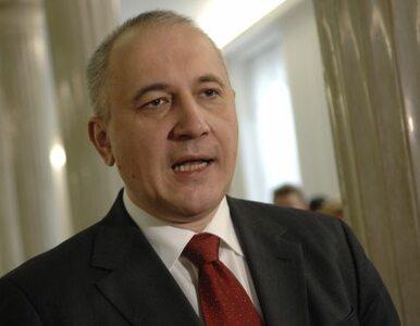 Brudziński: Tusk podjął z Putinem grę. Przez nich prezydent nie żyje