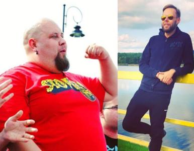 """Uczestnik """"Googleboxa"""" schudł 140 kg. Pokazał, jak wygląda jego ciało"""