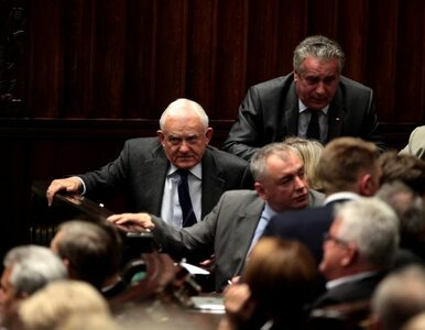 Miller: stoję na czele SLD - to znaczy, że w partii jest kryzys