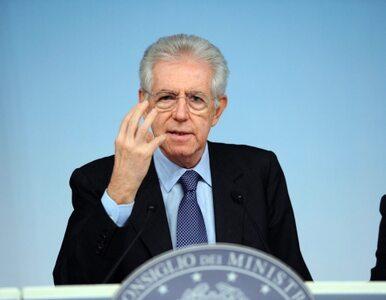 """""""Uprość się, Italio"""". Monti chce zlikwidować 333 przepisy i ustawy"""