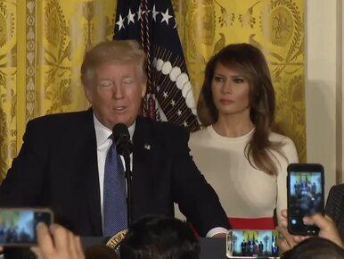 Trump próbował mówić po hiszpańsku. Wywołał kontrowersje