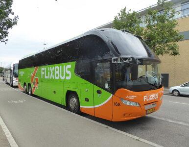 Flixbus przegra z koleją? Zlikwiduje ponad 100 połączeń
