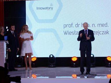 Innowatory Wprost 2017 rozdane! Prof. Wiesław Jędrzejczak Osobowością...