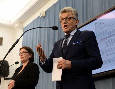 Poseł PO: Piotrowicz jest twarzą destrukcji Trybunału Konstytucyjnego
