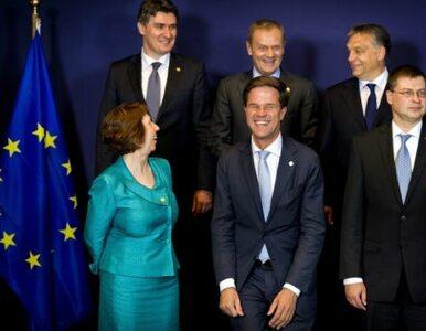 """""""Zła atmosfera"""" na unijnym szczycie"""