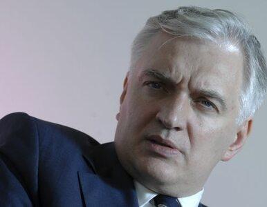 Gowin: Zagłosuję za odwołaniem Sikorskiego
