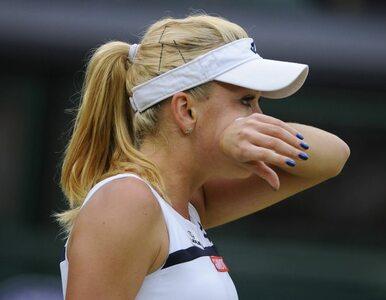 Wimbledon: Agnieszka Radwańska przegrała w półfinale