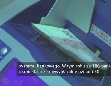 Ukraińskie banki bankrutują jeden po drugim