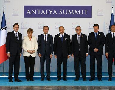 Szczyt G20. Sankcje wobec Rosji przedłużone na kolejne pół roku