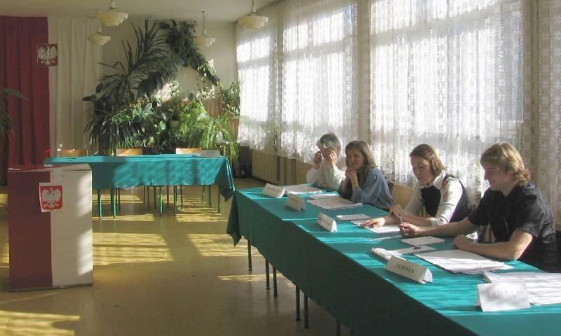 Komisja wyborcza (zdj. ilustracyjne)