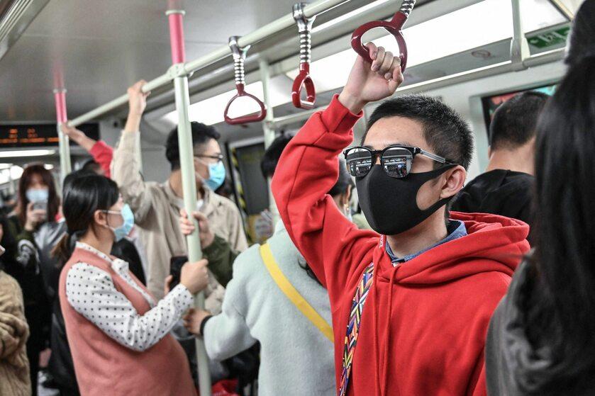 Mieszkańcy Guangzhou