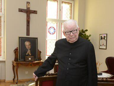 Kardynał Gulbinowicz trafił do szpitala. Wcześniej został posądzony o...