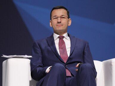 """Morawiecki zapewnia, że """"pieniądze na 500+ się znajdą"""""""