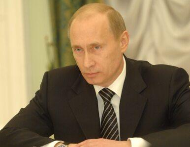 Putin: Odejść z polityki? Wasze niedoczekanie