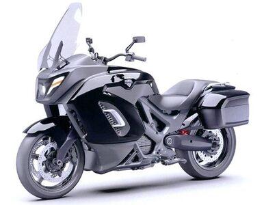 Ochroniarze Putina dostaną nowe motocykle. To Aurusy, konstrukcji...