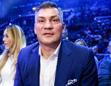 Dariusz Michalczewski oskarżony m.in. o naruszenie nietykalności...