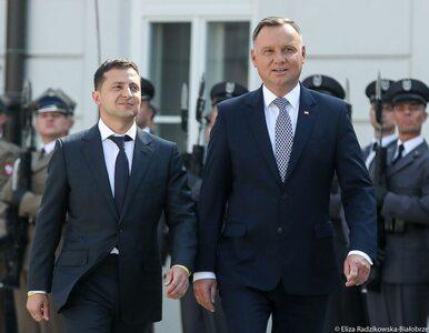 Ukraina wyda zgodę na ekshumacje? Prezydent Duda po rozmowach z Zełenskim