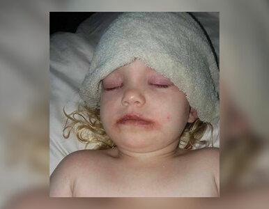 Kupiła 3-latce kosmetyki do makijażu, dziecko trafiło do szpitala. Teraz...