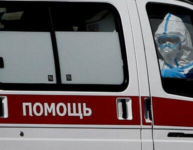 Rosja: Prawie 100 zgonów i znów ponad 10 tysięcy nowych zakażeń...
