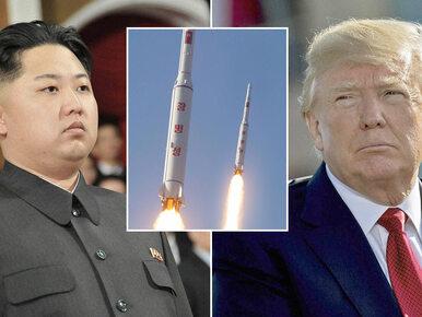 """Korea Północna ostrzega USA. """"Trump robi duży krok w kierunku wojny..."""