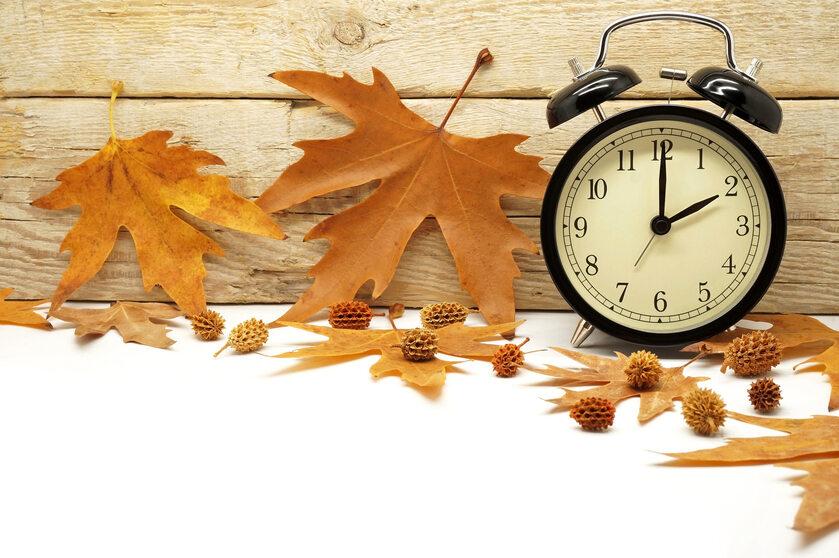 Czas, zegar, zmiana czasu