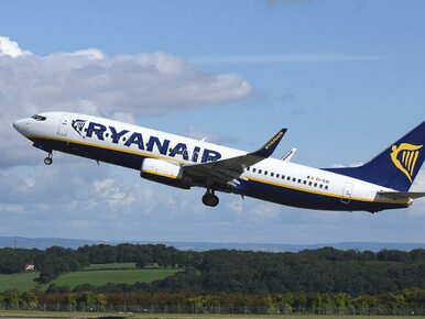 Strajk w Ryanairze. Ponad 190 odwołanych lotów, utrudnienia dla 300...