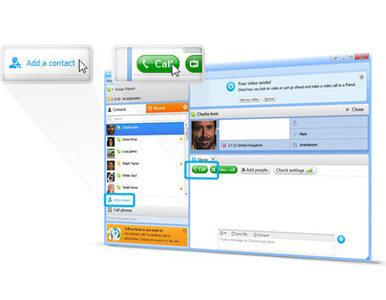 KE: Microsoft może kupić Skype'a