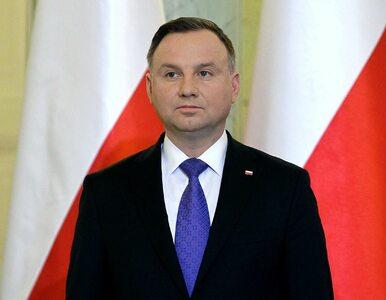 Prezydent Andrzej Duda wieczorem wygłosi orędzie