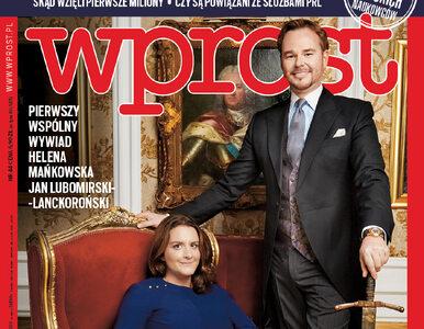 Lubomirski się żeni i portret polskich miliarderów. Co jeszcze w nowym...