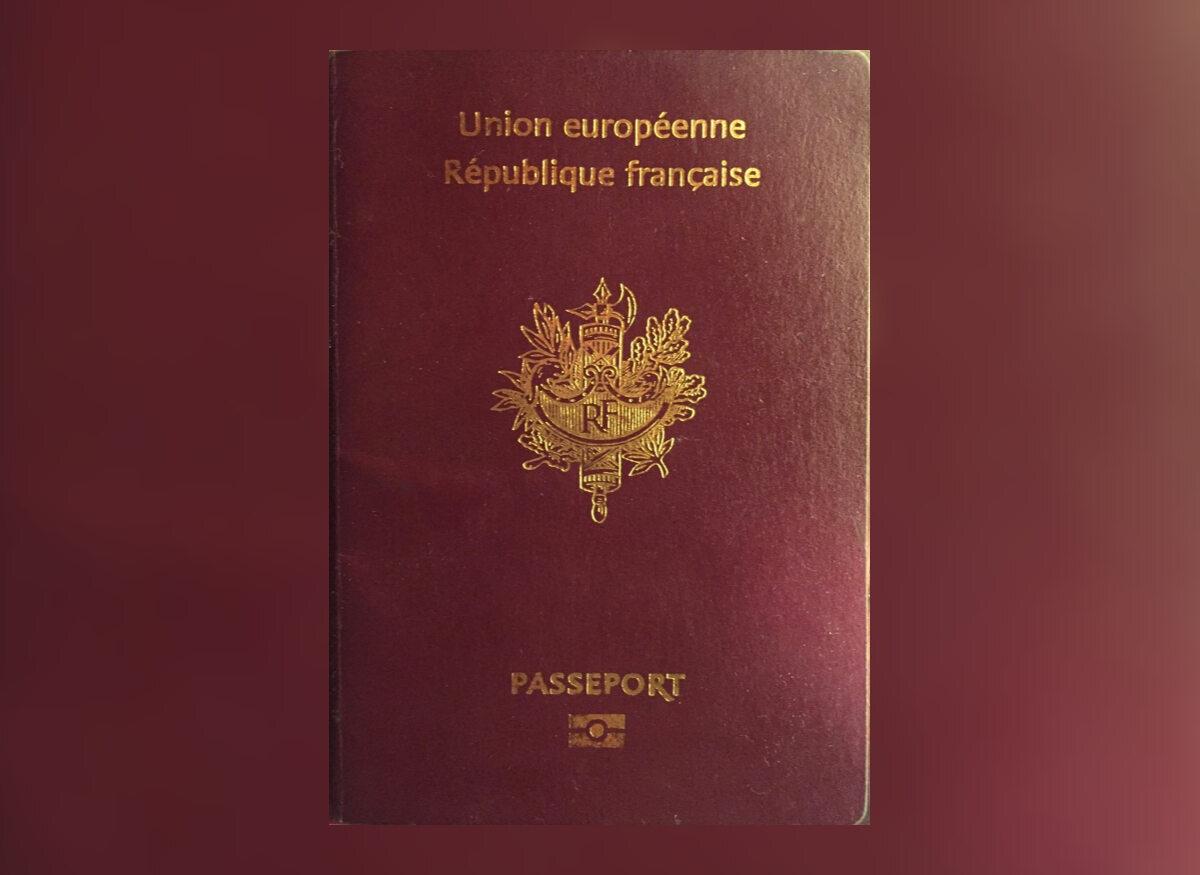 3. Francuski paszport