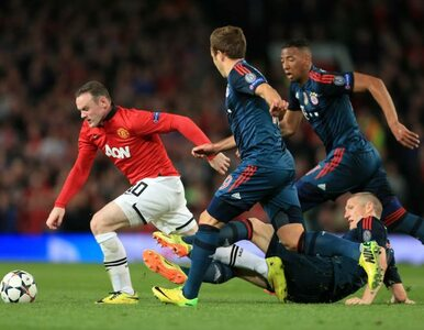 NA ŻYWO: Bayern Monachium - Manchester United