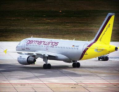 Strajkują pracownicy niemieckich linii lotniczych. Odwołano 380 lotów
