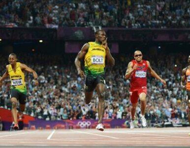 Bolt: stałem się legendą, ale z Marleyem równać się nie mogę