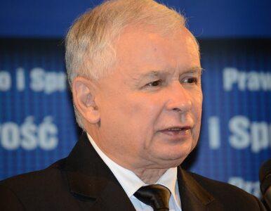 Kaczyński: pan Hofman przestanie być rzecznikiem