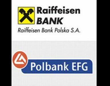Raiffeisen może przejąć Polbank