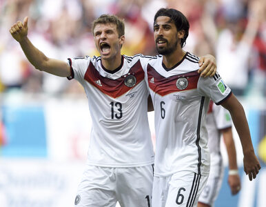 NA ŻYWO: Niemcy - Algieria