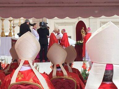 Trzech polskich metropolitów otrzymało paliusze od papieża Franciszka