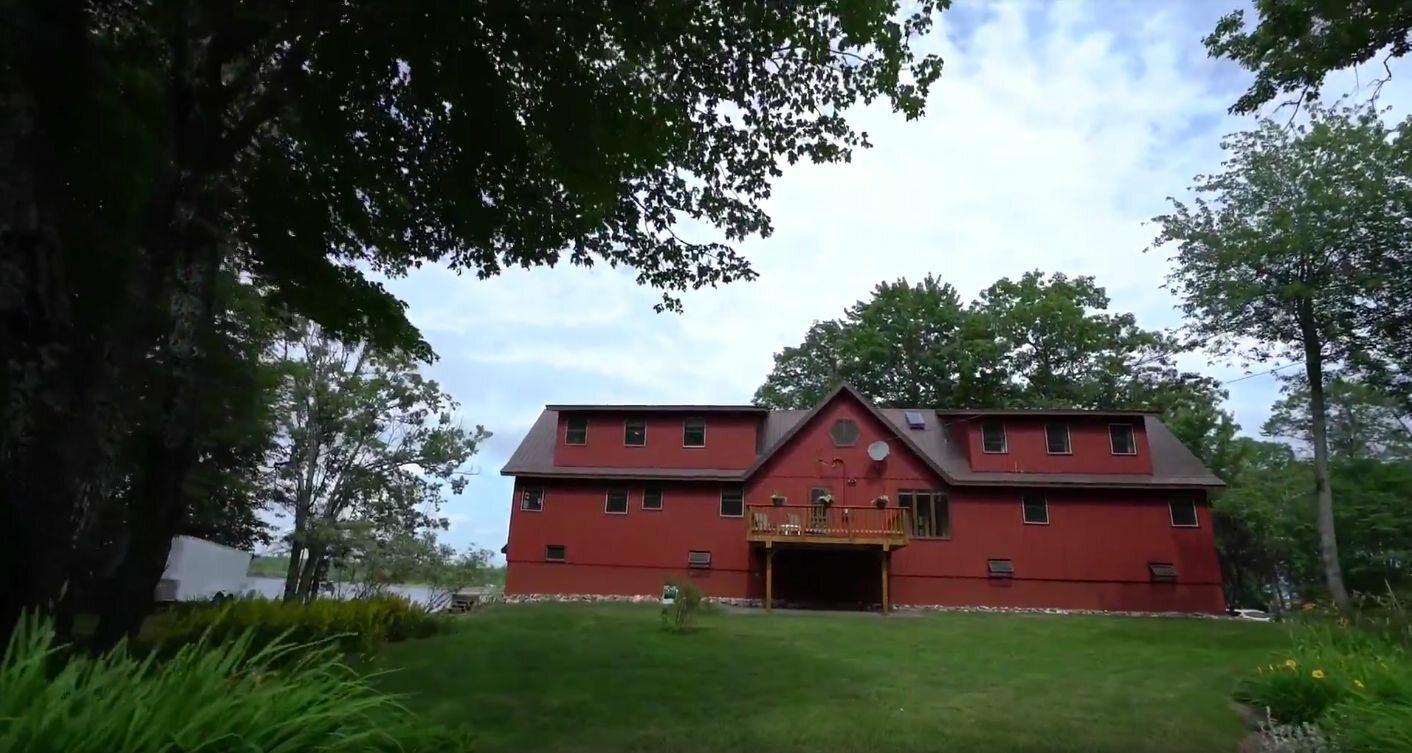 Dom i działka na Hunter's Island