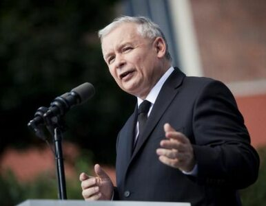 Kaczyński: czujne organa partii wyrzuciły gada i dwa płazy