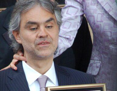 Andrea Bocelli przyjeżdża do Krakowa. Wystąpi na stadionie