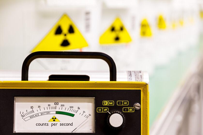 Materiał radioaktywny, promieniotwórczy