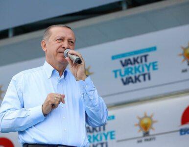 """Erdogan przepowiada światu """"wojnę religijną"""". To reakcja na działania..."""