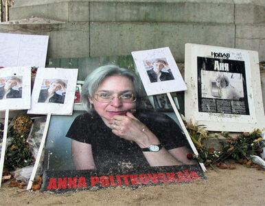 Zabójstwo Politkowskiej: po 5 latach zleceniodawcy wciąż nieznani