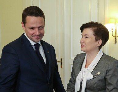 Trzaskowski nowym kandydatem PO na prezydenta? Gronkiewicz-Waltz:...