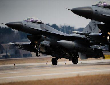 USA wysyłają do Polski kolejne myśliwce F-16. Łącznie będzie ich 30