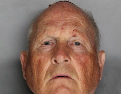 """Słynny """"Golden State Killer"""" złapany. Były policjant odpowie za 12..."""