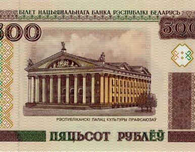 Białoruś w opałach. Prosi o kolejne kredyty