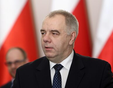 Jacek Sasin: Oczekujemy honorowej dymisji prezesa NIK