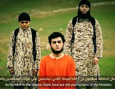 Państwo Islamskie opublikowało nowe nagranie egzekucji. Katem 10-latek?